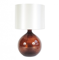 Stolní Lampa Simple Brown