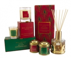 Wax Lyrical -Dárkový set Wild Berry & Amethyst Reed Diffuser 200ml